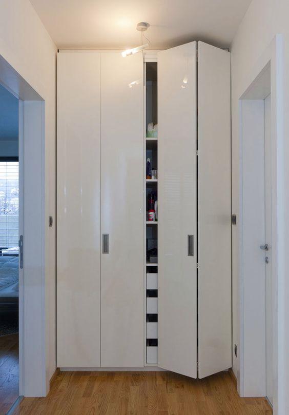 Closets cocinas y vestidores for Closets de madera modernos economicos